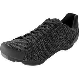 Giro Republic R Knit Shoes Herre black/charcoal heather